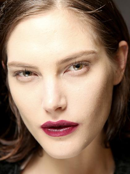 профессиональный макияж губ