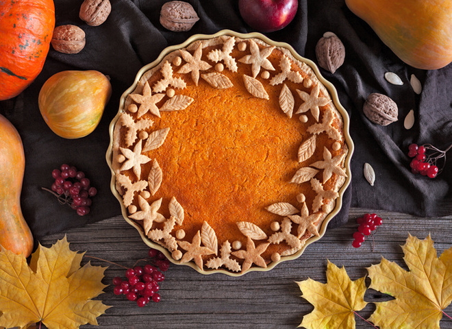 Выпечка из тыквы: рецепт быстрого и вкусного тыквенного пирога