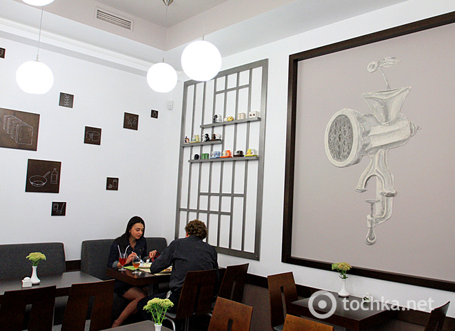 Ресторан Котлета