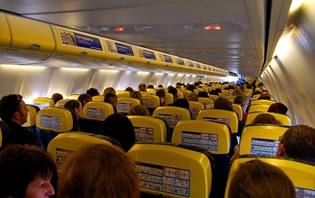 Лоукосты для украинцев: Ryanair