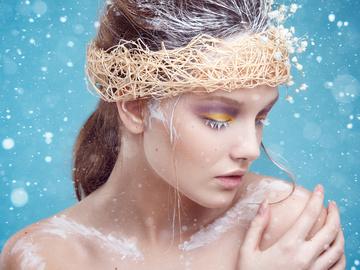Правила по уходу за волосами в холод