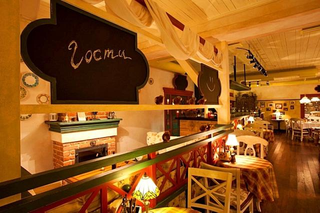 Ресторани Санкт-Петербурга: Гості