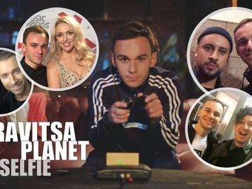 Selfie: Полякова и Винник появились в новом клипе NRavitsa Planet
