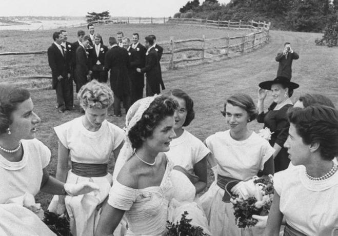 Стиль Жаклін Кеннеді: лайфхаки для підготовки до весілля