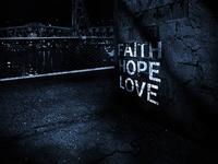 Ночь. Вера Надежда Любовь