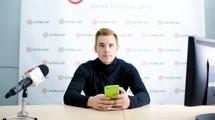 Вадим Олейник в гостях у tochka.net