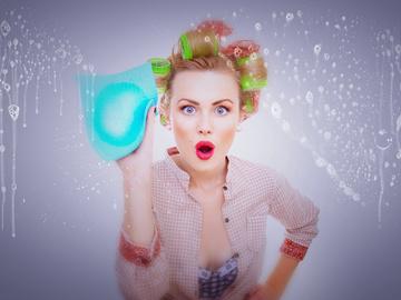 Как навести чистоту в доме