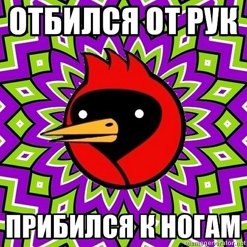 Омская птица