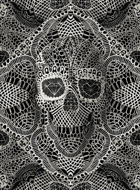 Крутые картинки черепов
