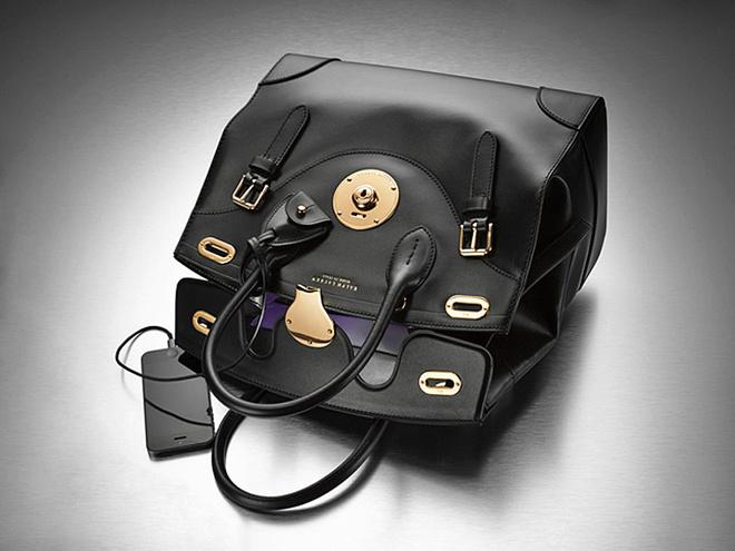Розумні аксесуари: сумка з ліхтариком