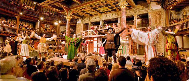 Фестиваль шекспировских пьес в Лондоне