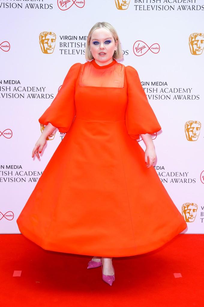 Нікола Кофлан на BAFTA TV Awards 2021