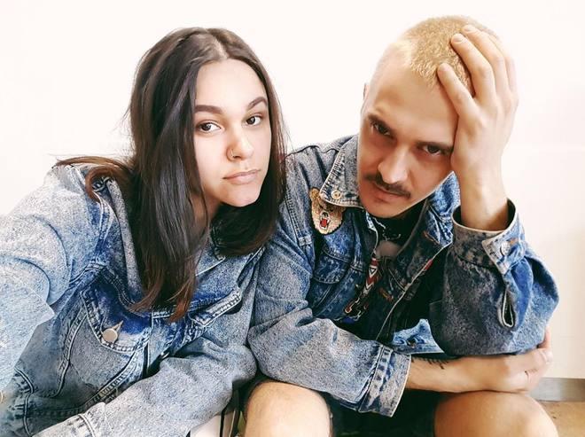 Ілля Прусікін та Ірина Смєлая