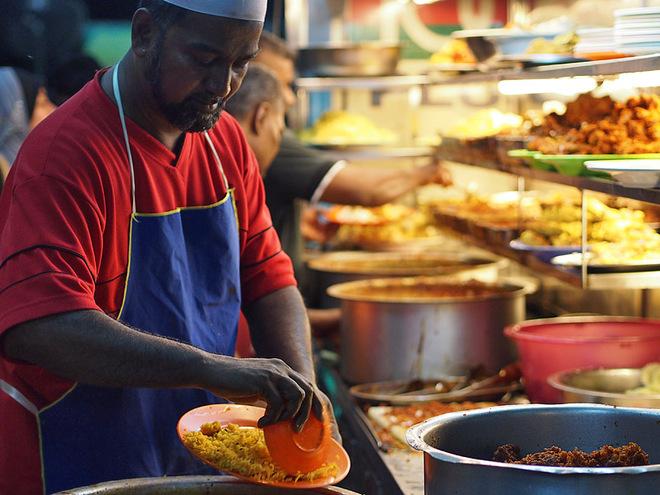 Города с самой вкусной уличной едой: Пинанг