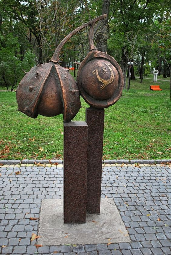 Самые необычные памятники в Украине