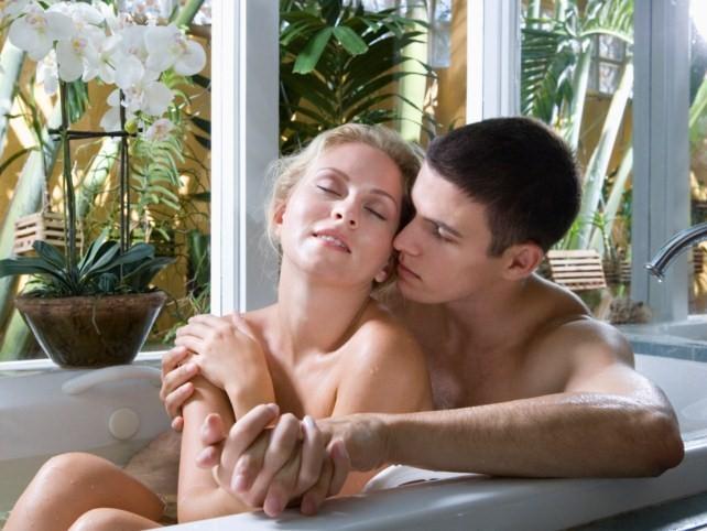 Сын и мать ванне порно