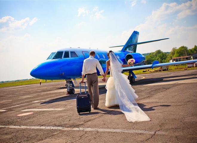 весільна подорож: де провести медовий місяць восени