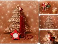 Красивая открытка с Рождеством Христовым