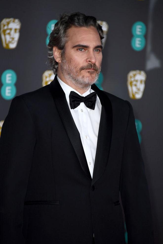 Хоакин Феникс на BAFTA 2020