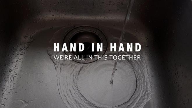 "Balaklava Blues —""Hand in hand"""
