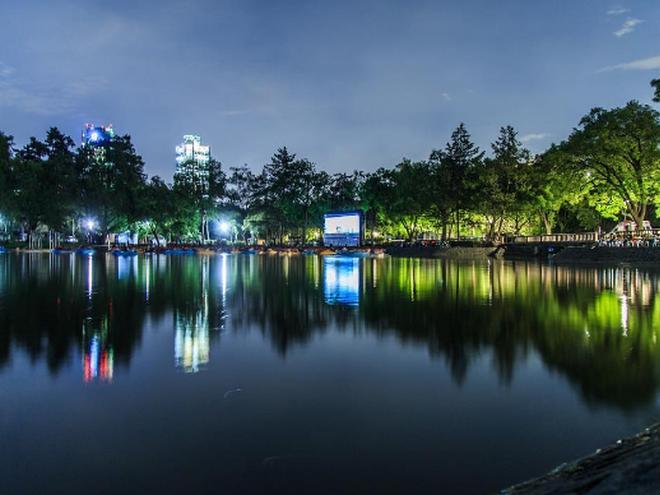 Парк Чапультепек, Мехіко, Мексика