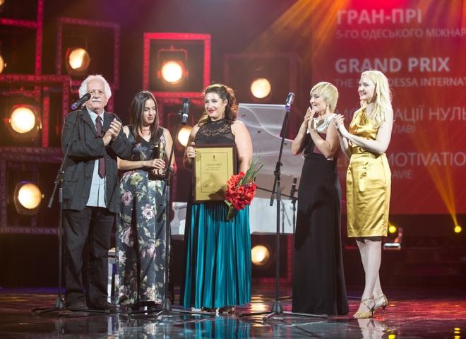 Одеський кінофестиваль 2014: закриття