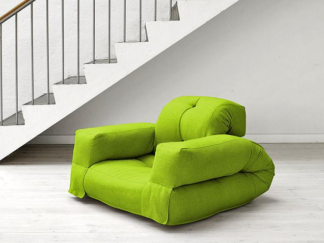 Кресло  из матраса 108