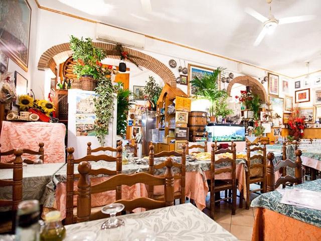 Достопримечательности Рима: Ресторан Spinosi Alberto