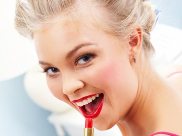 Тренды макияжа 2012