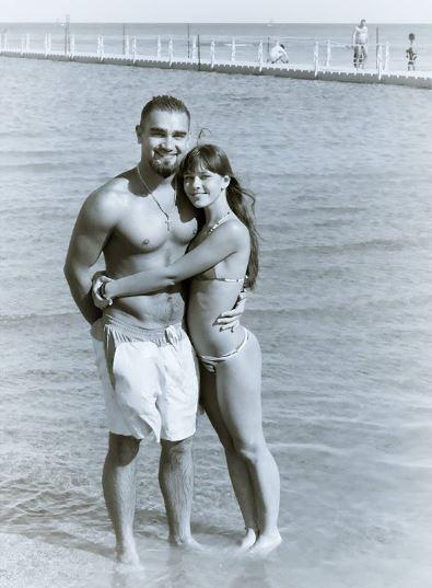 Вал Бебко и Юлия Санина