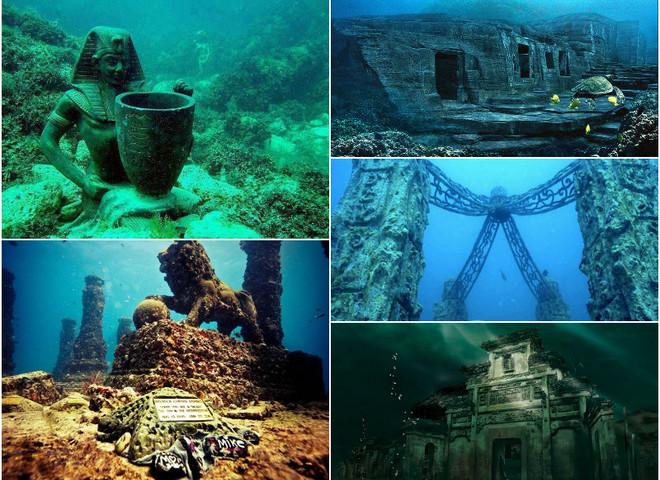 ТОП-5 найкрасивіших підводних міст