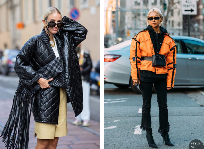 Как выбрать верхнюю одежду на зиму
