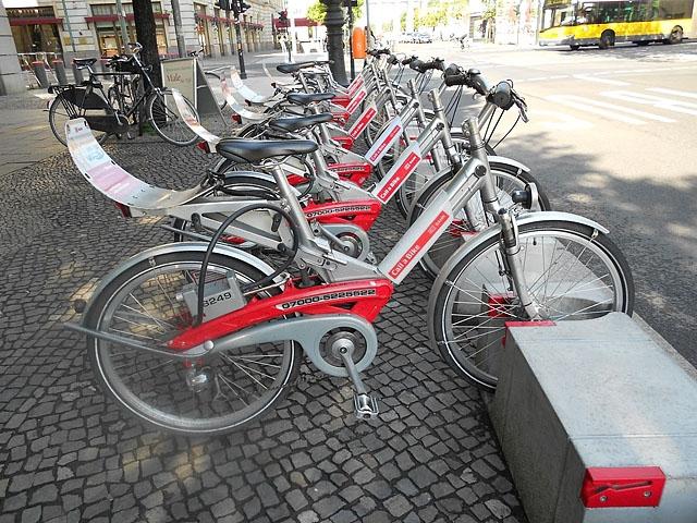 Де рай для велосипедистів: Берлін
