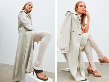 Супермодель Розі Хантінгтон-Уайтлі випустила першу колекцію жіночого взуття весна-літо 2021