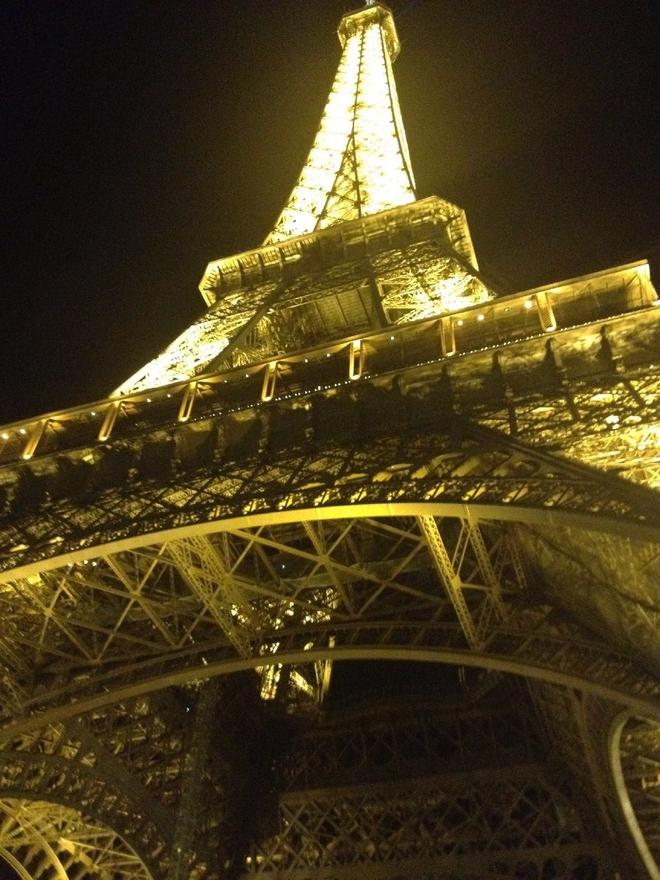 Париж: город, в котором дышат Свободой