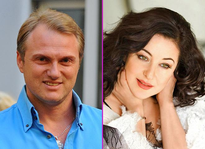 Євген Рибчинський і Тамара Гвердцителі
