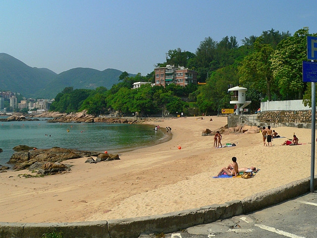 Топ-5 кращих міських пляжів в світі: Lo So Shing, Гонконг