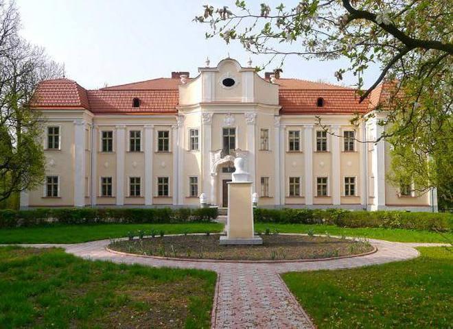 Дворец Воронина