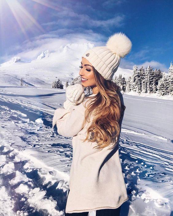Макияж зимой: 5 лайфхаков для удачного мейк-апа