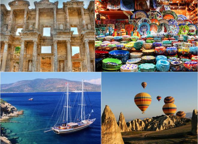 10 вещей, которые обязательно надо сделать в Турции