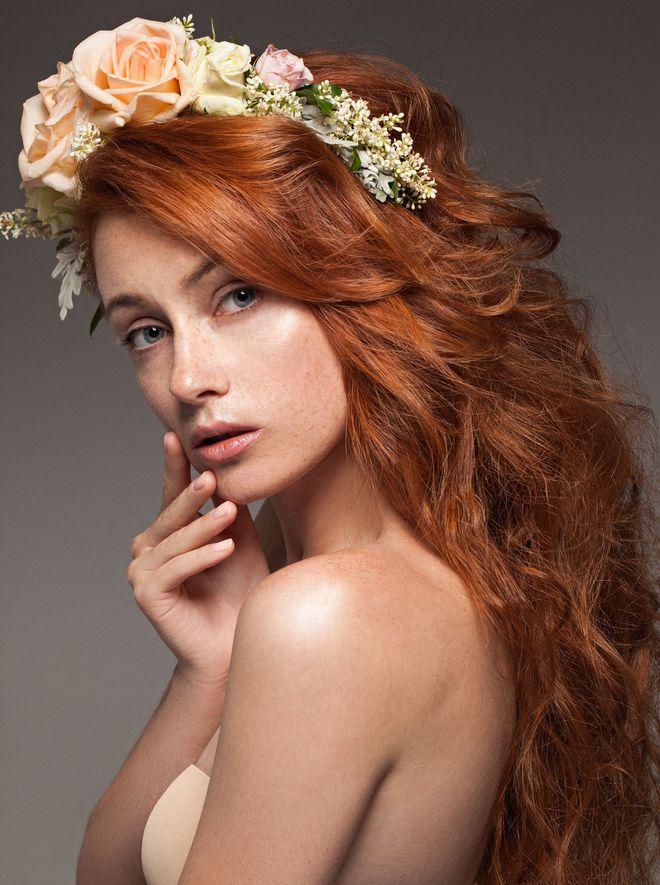 окрашивание волос натуральными красками
