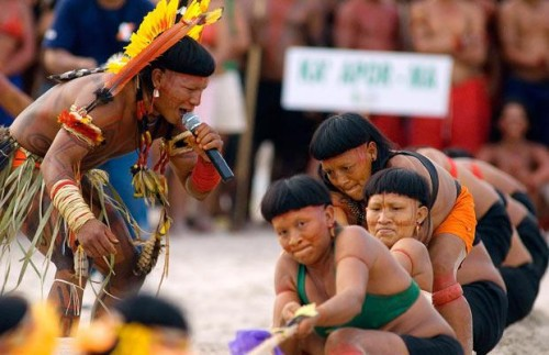 Индейцы северной Бразилии