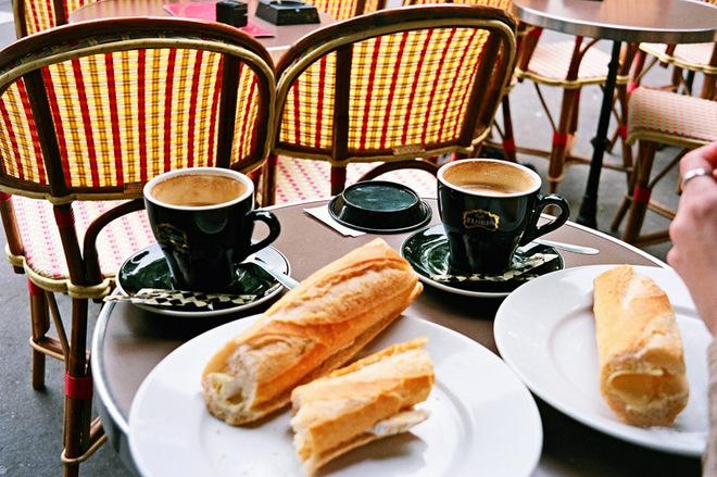 Сніданки в різних містах світу