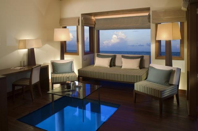 Райский отель на Мальдивах