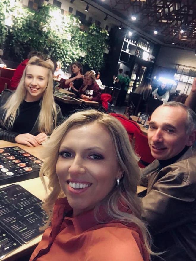 Гриша, Вита и Диана