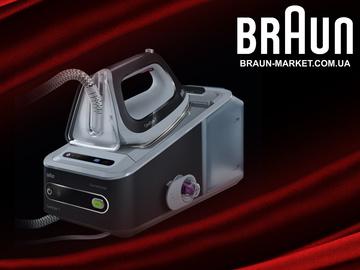 Гладильная система Braun