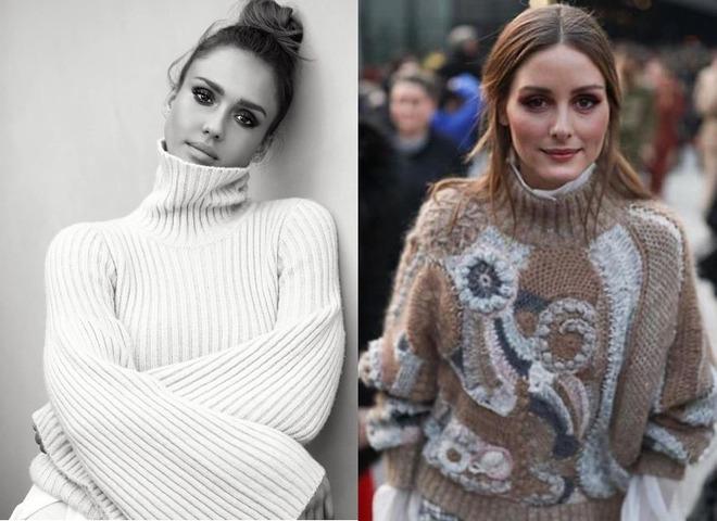 Модні светри