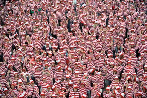 Где Уолли?