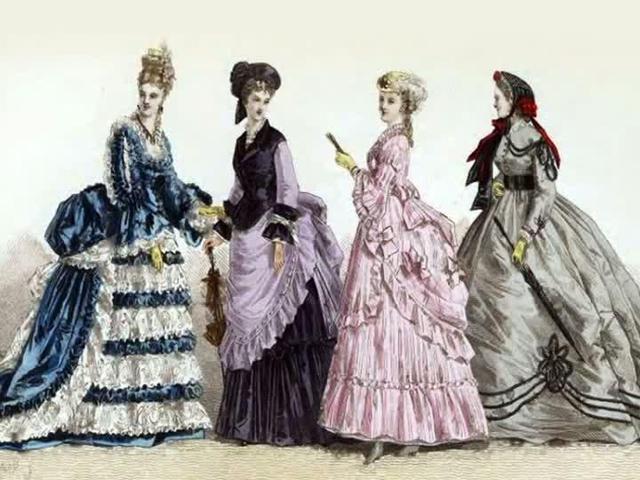 Aller 0e0 средние века и возрождение - в одежде юбка появилась в течение xvxvi веков, когда