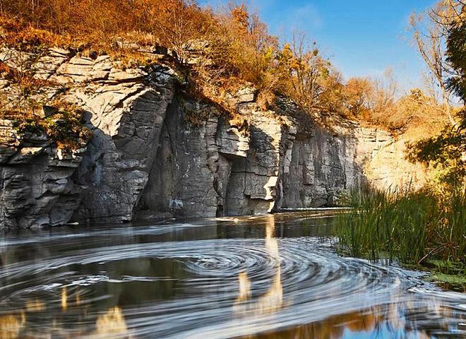 Буцький каньйон: самі приголомшливі знімки